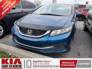 Used 2014 Honda Civic EX ** TOIT OUVRANT / CAMÉRA DE RECUL for sale in St-Hyacinthe, QC