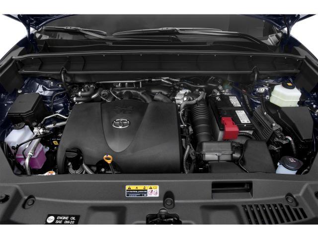 "2021 Toyota Highlander """