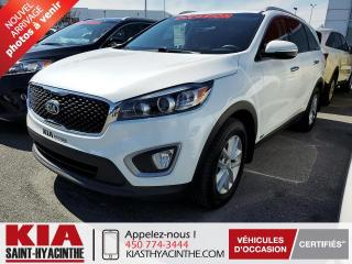 Used 2016 Kia Sorento LX AWD ** SIÈGES CHAUFFANTS / MAGS for sale in St-Hyacinthe, QC