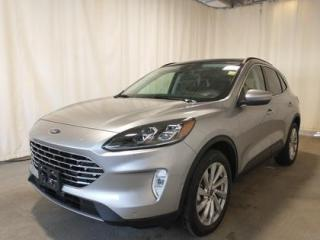 New 2021 Ford Escape Titanium for sale in Regina, SK