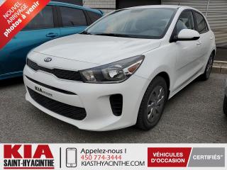 Used 2020 Kia Rio 5 LX+ ** VOLANT CHAUFFANT / CAMÉRA for sale in St-Hyacinthe, QC