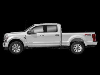 New 2021 Ford F-250 Super Duty SRW Platinum for sale in Tillsonburg, ON