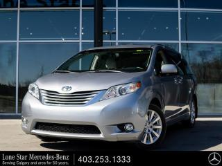 Used 2011 Toyota Sienna LTD AWD 7-Pass V6 6A for sale in Calgary, AB