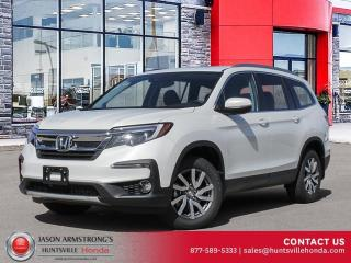 New 2021 Honda Pilot EX-L NAVI for sale in Huntsville, ON