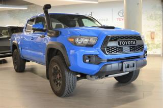 Used 2019 Toyota Tacoma 4x4 Double Cab V6 TRD Off-Road 6A for sale in Richmond, BC