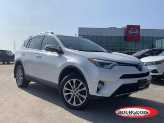 Used 2016 Toyota RAV4 LIMITED  for sale in Midland, ON