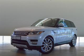 Used 2016 Land Rover Range Rover Sport DIESEL Td6 HSE for sale in Langley City, BC