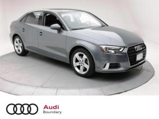 Used 2017 Audi A3 2.0T Komfort 7sp S tronic for sale in Burnaby, BC