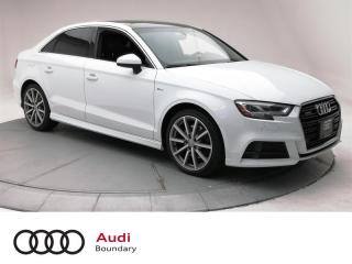 Used 2017 Audi A3 2.0T Technik quattro 6sp S tronic for sale in Burnaby, BC
