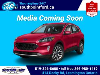 New 2021 Ford Escape Titanium for sale in Leamington, ON