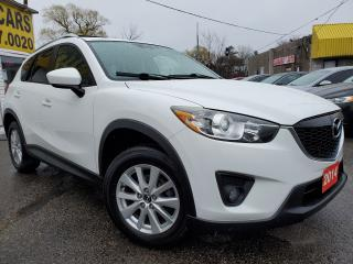 Used 2014 Mazda CX-5 GS/AWD/NAVI/CAMERA/ROOF/LOADED/ALLOYS for sale in Scarborough, ON