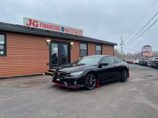 Used 2018 Honda Civic Si HFP for sale in Millbrook, NS