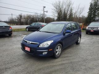 Used 2011 Hyundai Elantra Touring GLS TOURING CERTIFIED for sale in Stouffville, ON