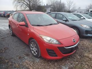 Used 2010 Mazda MAZDA3 GS Certified for sale in Stouffville, ON