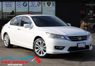 Used 2015 Honda Accord TOURING | NAVI|MOONROOF |BACK-UP CAM |HEATED SEATS for sale in Richmond Hill, ON