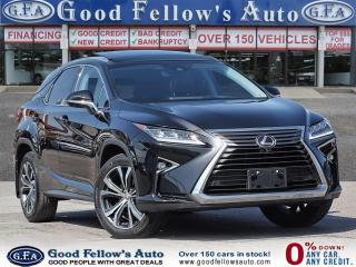 Used 2016 Lexus RX 350 EXECUTIVE PKG, PANROOF, BROWN LEATHER SEATS, AWD for sale in Toronto, ON