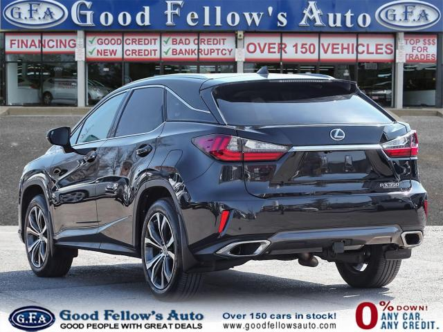 2016 Lexus RX 350 EXECUTIVE PKG, PANROOF, BROWN LEATHER SEATS, AWD