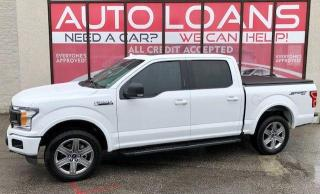 Used 2018 Ford F-150 XLT-ALL CREDIT ACCEPTED for sale in Toronto, ON