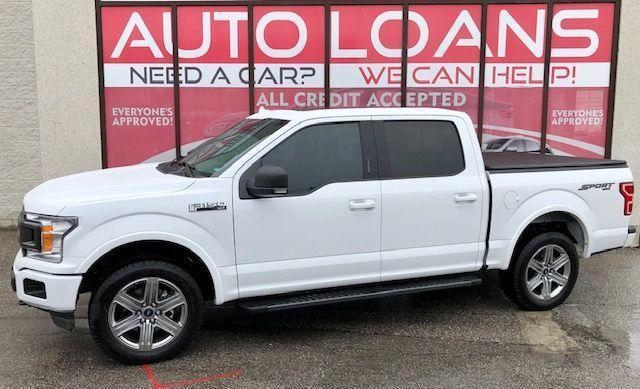 2018 Ford F-150 XLT-ALL CREDIT ACCEPTED