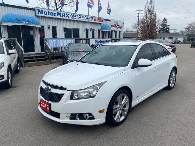 2013 Chevrolet Cruze LT Turbo-RS-SOLD SOLD