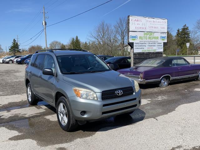 2008 Toyota RAV4 4WD