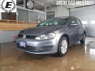 Used 2017 Volkswagen Golf S   GREAT GAS MILEAGE!! for sale in Barrie, ON