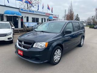 Used 2014 Dodge Grand Caravan SXT-STOW-N-GO-WE FINANCE for sale in Stoney Creek, ON
