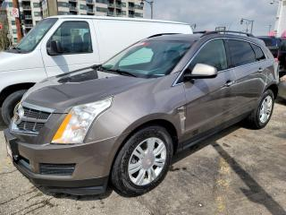 Used 2011 Cadillac SRX 3.0 Base for sale in Milton, ON