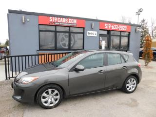 Used 2013 Mazda MAZDA3 A/C | Low Kms | One Owner | No Accidents for sale in St. Thomas, ON