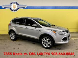 Used 2016 Ford Escape Titanium, Navi, Pano Roof, Leather for sale in Vaughan, ON