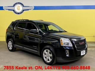 Used 2015 GMC Terrain SLT AWD, Navi, Leather, Roof, B-Cam for sale in Vaughan, ON