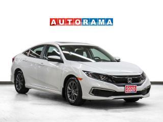 Used 2020 Honda Civic EX Sunroof Backup Camera AppleCarplay/AAuto for sale in Toronto, ON