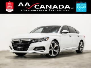 Used 2019 Honda Accord Touring for sale in North York, ON