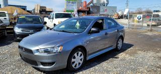Used 2014 Mitsubishi Lancer FULL EQUIP GARANTIE 1 ANS for sale in Pointe-aux-Trembles, QC