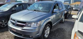 Used 2010 Dodge Journey SXT for sale in Pointe-aux-Trembles, QC