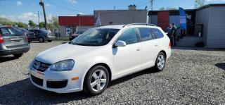 Used 2009 Volkswagen Jetta Wagon FULL EQUIP GARANTIE 1 ANS for sale in Pointe-aux-Trembles, QC