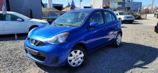 Used 2015 Nissan Micra FULL EQUIP GARANTIE 1 ANS for sale in Pointe-aux-Trembles, QC