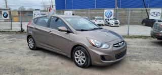 Used 2014 Hyundai Accent FULL EQUIP GARANTIE 1 ANS for sale in Pointe-aux-Trembles, QC