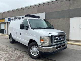 Used 2009 Ford Econoline DIESEL-***REEFER-REEFER-REEFER*** for sale in Toronto, ON