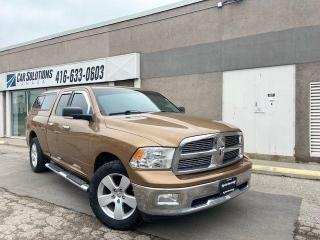 Used 2011 RAM 1500 SLT-HEMI-4X4 for sale in Toronto, ON