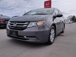 Used 2015 Honda Odyssey EXL for sale in Woodstock, ON