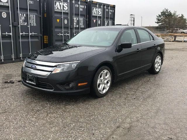2011 Ford Fusion SE|One owner|2 sets of rims and tires|