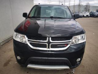 Used 2015 Dodge Journey R/T / LOW KM / Backup Camera / 7 Passenger / Leather for sale in Edmonton, AB