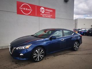 New 2021 Nissan Altima 2.5 Platinum for sale in Edmonton, AB