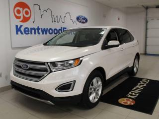 Used 2016 Ford Edge SEL | AWD | Heated Seats | One Owner | Clean Carproof for sale in Edmonton, AB