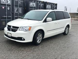 Used 2011 Dodge Grand Caravan Crew Plus|Navi|Heated seats|Camera|One owner| for sale in Bolton, ON