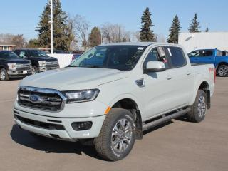 New 2021 Ford Ranger LARIAT | 4x4 | 500a | Running Boards | Hitch | Tech Pkg | FX4 for sale in Edmonton, AB