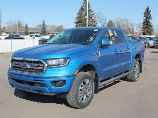 New 2021 Ford Ranger Lariat | 4x4 | Running Boards | Tech | FX4 | Adaptive Cruise for sale in Edmonton, AB
