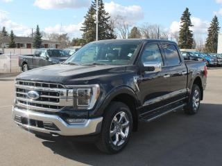 New 2021 Ford F-150 LARIAT | 502a | Chrome Pkg | 20