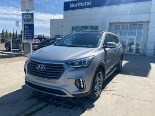 Used 2017 Hyundai Santa Fe XL XL LTD 6PASS/LEATHER/NAV/PANOROOF/BACKUPCAM for sale in Edmonton, AB